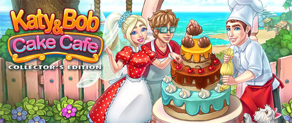 Katy and Bob: Cake Cafe Collector's Edition - Run your cafe shop in a busy town in Katy and Bob: Cake Cafe Collector's Edition.