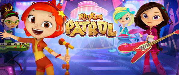 Rhythm Patrol - Rhythm Patrol can be a good introduction to other tap games. It has a story, cute characters, some easy music, and beautiful graphics. There's also an end goal, which motivates you to keep on playing.