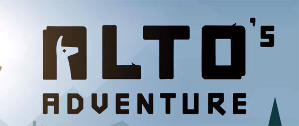 Alto's Adventure - Accompany Alto and all his friends as they embark on a snowboarding adventure across the alpine hills.