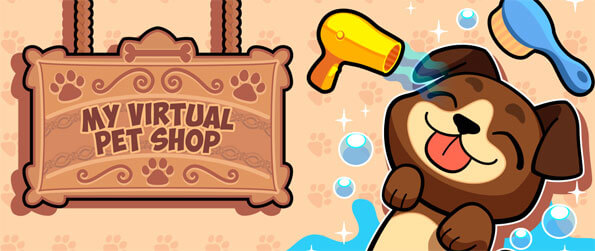 My Virtual Pet Shop - Run your very own pet shop in this exciting time management game that you can enjoy on your mobile device.