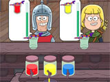 Potion Punch serving customers