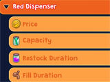 Potion Punch purchasing upgrades