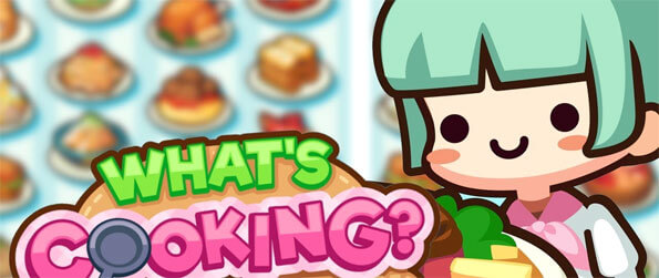 What's Cooking – Tasty Chef - Learn many exciting dishes in this delightful puzzle style cooking simulation game that provides a refreshing and engaging gameplay experience.