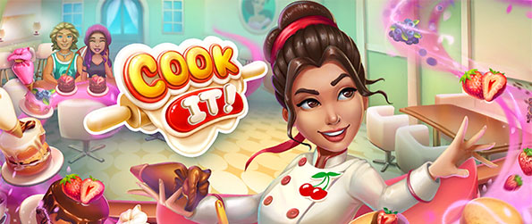 Cook It - Cook the most delicious dishes and desserts, and delight your customers with your scrumptious food in Cook It!