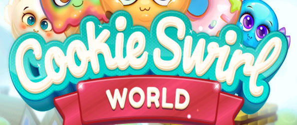 Cookie Swirl World - Enter a world full of cute creatures, exciting games and lots of tasks to do.