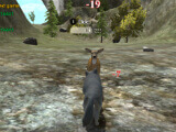 Fighting a doe in The Wolf