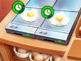 Cooking City: Frying some eggs