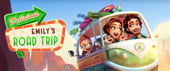 Delicious: Emily's Road Trip - Embark on a memorable road trip alongside Emily and her family in this delightful game that doesn't cease to impress.