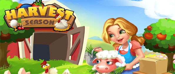 Harvest Season - Enjoy this top tier farming game that doesn't cease to impress at all.