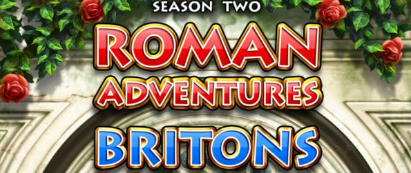 Roman Adventures: Britons – Season Two  - Travel through a portal between worlds and visit the mythical shadow world of the Elves!