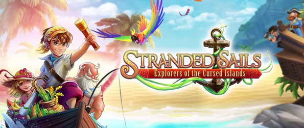 Stranded Sails - Explorers of the Cursed Islands - Explore the many islands within the mysterious archipelago to discover its secrets in this fun farm sim/adventure game, Stranded Sails!