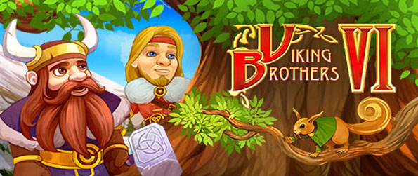Viking Brothers VI Collector's Edition - Accompany the Viking Brothers on their latest adventure in this top tier time management game that doesn't disappoint.