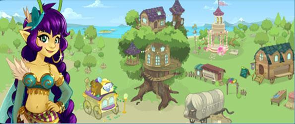 PoneyVallee - Breed your own magical ponies in this amazing and fun game on Facebook.