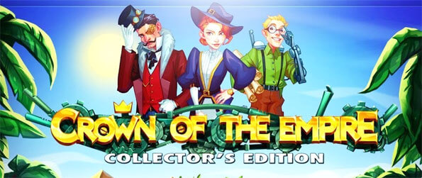 Crown of the Empire - Enjoy this top-of-the-line time management game that's going to take you on an unforgettable adventure.
