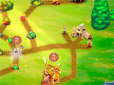 Chase For Adventure 4: The Mysterious Bracelet challenging level