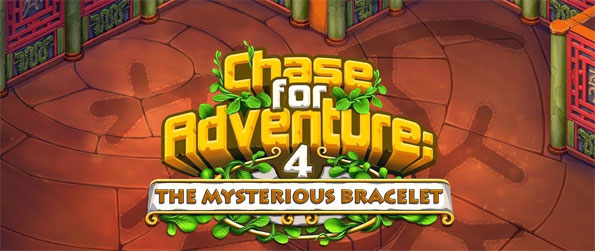 Chase For Adventure 4: The Mysterious Bracelet - Enjoy this captivating time management game that'll have you thoroughly captivated from start to finish.
