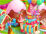Candy Farm building up