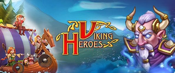 Viking Heroes - Embark on a journey to rescue Midgard in this epic time management game that'll have you thoroughly captivated until the end.