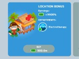 Relocating to New Location in Idle Frenzied Hospital Tycoon