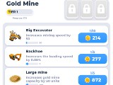 Upgrading the Gold Mine in Mining Inc.