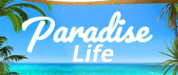Home Design: Paradise Life - Create the ultimate tropical getaway for you and your loved one and design it the way you want!