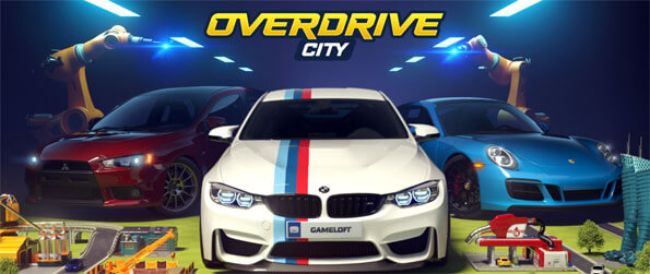 Overdrive City - Immerse yourself in this incredibly addicting mobile based experience that's quite unlike the rest.