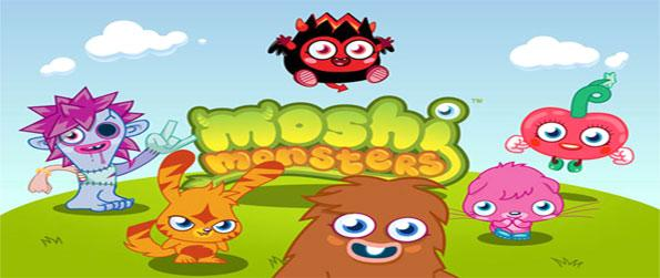 Moshi Monsters - Enjoy a cute fun filled world of monsters in a childrens virtual world.