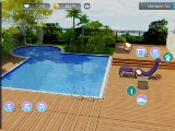 Designing the Swimming Pool in Dream Decor