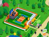 Sports City Tycoon - Tennis Stadium