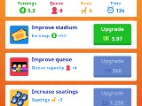 Stadium Upgrades in Sports City Tycoon