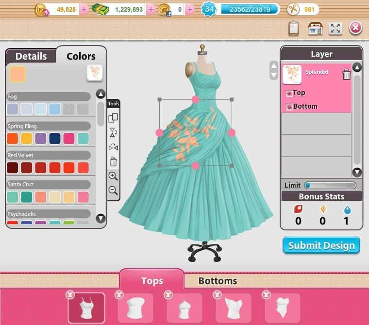 free online fashion designer games for adults