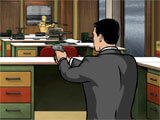 Archer: Danger Phone simulation