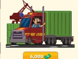 Purchasing a New Truck in Transport It!: Idle Tycoon