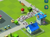 Swarm of Tiny Chefs in Tiny Chef