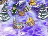 Unfreezing elves in a level