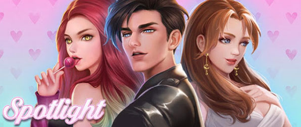 Spotlight - Make the wise choices as every choice could lead to heartbreak in this delightful simulation game that'll have you immersed from start till the finish.