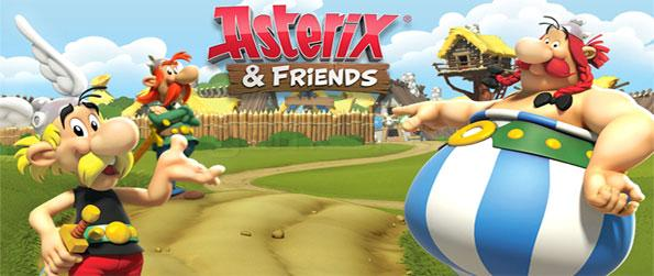 Asterix and Friends - Build your Gaulish Village and Raise Your Population, Resist the Romans and have Fun.