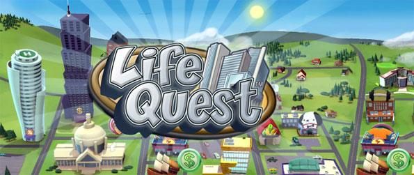 Life Quest - Enjoy a fun simulation game, where you control everything.