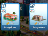 Selecting building type