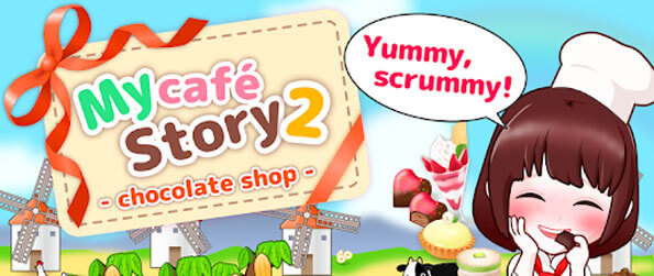 My Cafe Story 2 - Run your own café in this delightful game that you can play in the comfort of your phone.