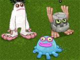 My Singing Monsters Starting Monsters
