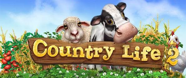 Country Life 2 - Enjoy a fantastic farm game full of stunning graphics and lots of things to keep you entertained.