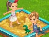 Play with your kids in Happy Family