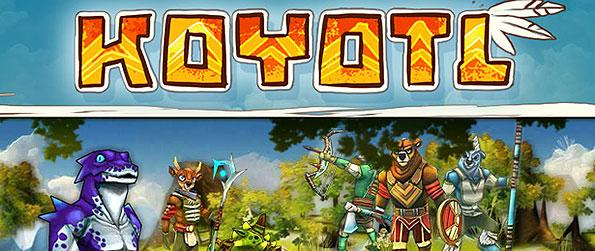 Koyotl - Set forth a journey to stop the Koyotl gaining the power of the 5 elements to maintain peace and restore balance in the world.