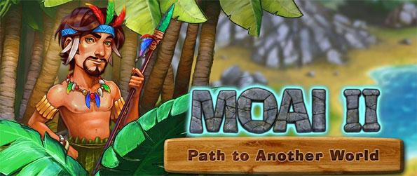 Moai 2: Path to Another World - Enjoy a really engaging and addictive time management experience that'll test your skills to the fullest.