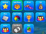 Micro-managing Tools and Options in Dream Fish Game