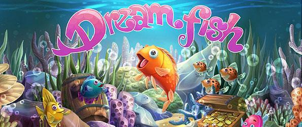 Dream Fish Game - Create and customize your virtual aquarium and get to take care of fishes therein in this wonderful simulation game in Facebook.