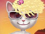 Accessorize and Finishing Touches in Kitty Real Haircuts
