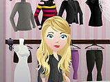 Dress-up Mini Game in Mall World