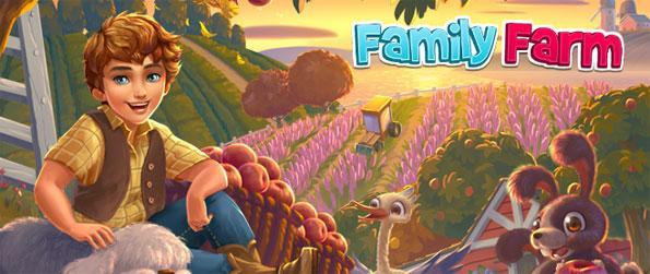 Family Farm - Create and run the farm of your dreams in Family Farm